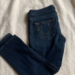 Authentic true religion Capri